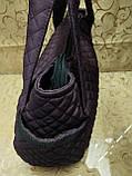 Качество женские сумка стеганная SUMKI MODA Стильная/Дутая сумка женская спортивная только оптом, фото 3