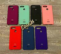 Чехол Soft touch для Xiaomi Redmi 6 (7 цветов)