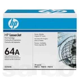 Картриджи HP СС364А для HP P4014, P4014n, P4014dn, P4015, P4015n, P4015dn, P4515