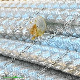 Фал капроновый, веревка  полиамидная ПА+ПЕ 10мм - 25м  - 1100кг Белорусь