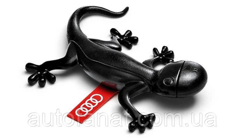 Ароматизатор Audi Gecko, черный оригинал (000087009D)