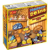 Настольная игра Мышиная возня для всей семьи или компании на вечеринке, украина 12120036Р