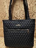 Женские сумка стеганная cтильная SUMKI MODA/Дутая Сумка женская спортивная только оптом, фото 2