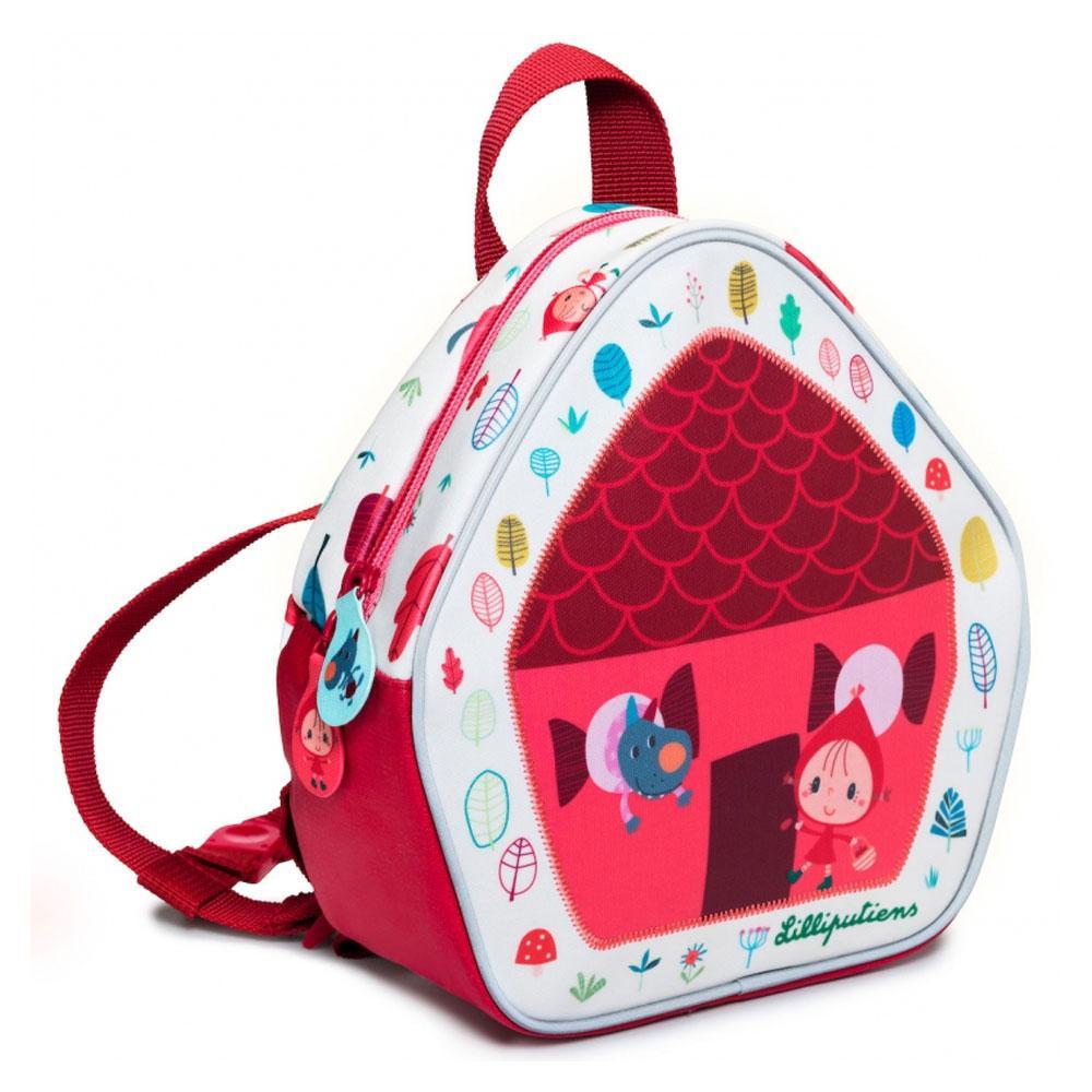 Lilliputiens - Детский мини-рюкзак Красная Шапочка