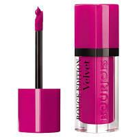 Bourjois Помада для губ жидкая, матовая Rouge Edition Velvet Lipstick 7,7 ml. № 05 Ole Flamingo