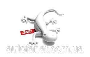 Ароматизатор  Audi Gecko, серый оригинал (000087009A)