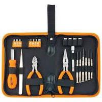 Набор инструментов слесарно-монтажный (25 предметов) Sparta 13534