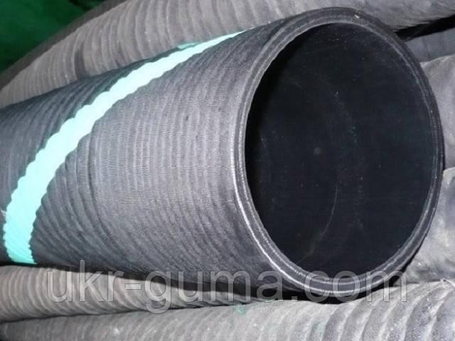 Рукав Ø 125 мм всмоктуючий кислотно-лужної КЩ-1-125 ГОСТ 5398-76