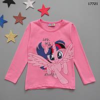 Кофта Pony для дівчинки. 86-92 см, фото 1