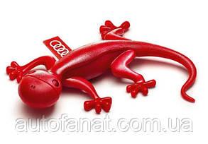 Ароматизатор Audi Gecko, красный оригинал (000087009B)