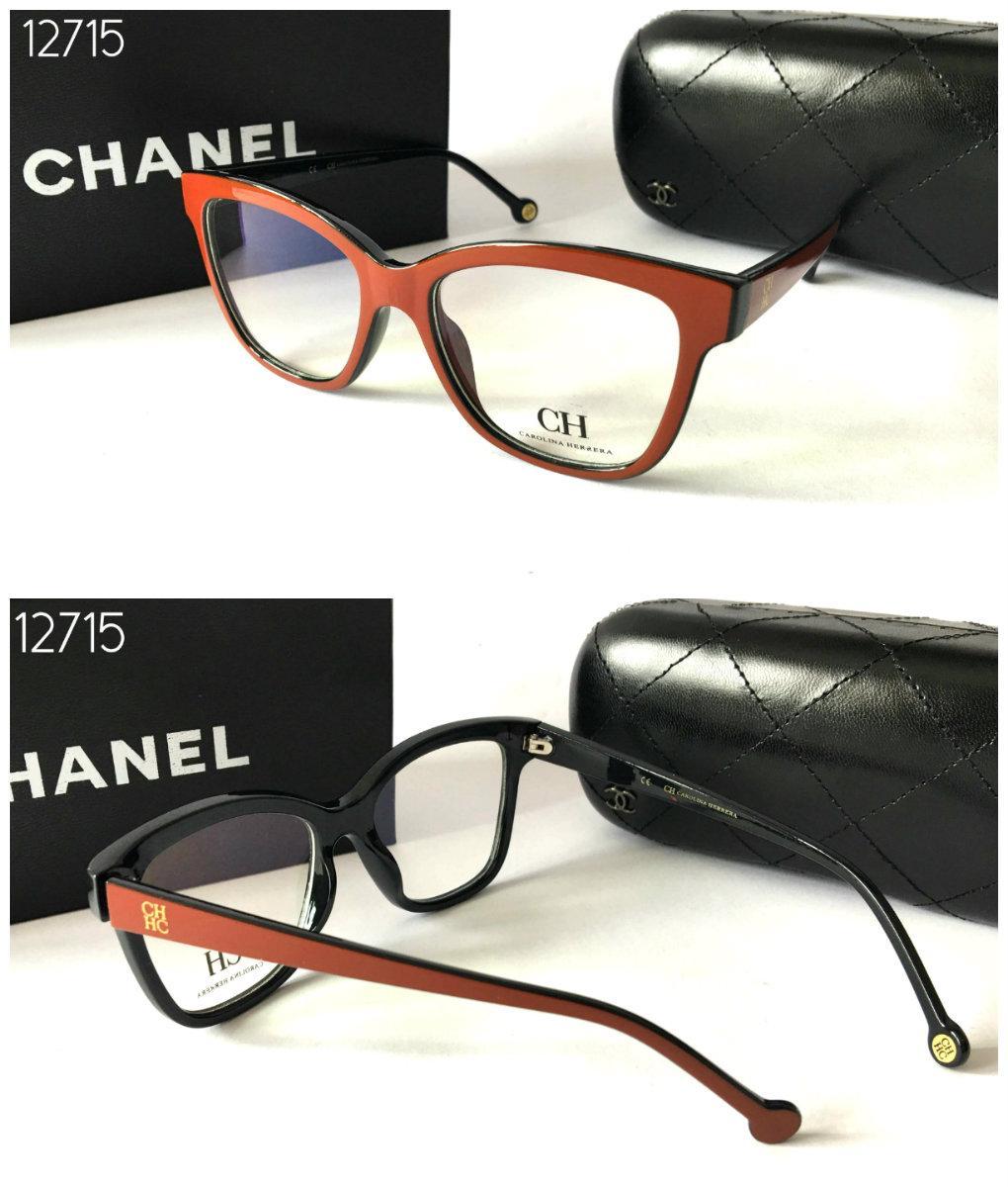 d80d1f2c6733 Красивая стильная женская Оправа Chanel для имиджевых очков