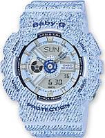 Женские наручные часы Casio Baby-G BA-110DC-2A3ER  (Оригинал)
