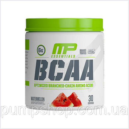БЦАА MusclePharm BCAA Essentials Powder - 30 порций, фото 2