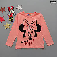 Кофта Minnie Mouse для девочки. 86-92;  122-128 см, фото 1