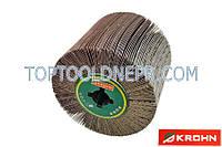 Насадка шлифовальная из листов наждачной бумаги P320 KROHN 200911044