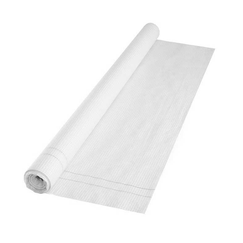 Пароизоляционная пленка армированная Белая MASTERFOL WHITE FOIL (75м2)