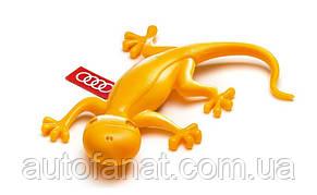 Ароматизатор Audi Gecko, желтый оригинал (000087009C)