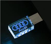 Флешка брелок Audi 16 Гб