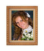 Портрет по фото на холсте