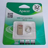 Флешка USB 2.0 mini, 32Gb, Apacer AH112