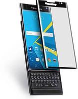 Защитное стекло Mocolo 3D для BlackBerry Priv Black (0.33 мм)