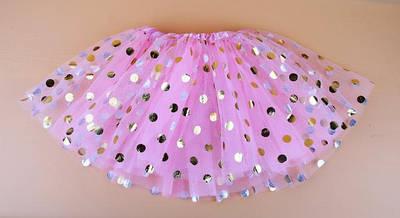 Фатиновые юбки пачки и туту для девочек