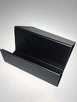 Визитница 5х9 см. Подставка для визиток. Меловая