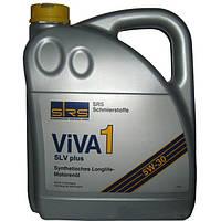 5W30 синтетическое моторное масло Longlife III с удлиненным интервалом замены ViVA 1 SLV plus