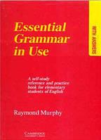 Essential Grammar in Use Грамматика английского языка для начинающих Красный Авт: Мёрфи Р.