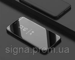 Чехол Mirror для Samsung Galaxy J8 2018 / J810F книжка Black