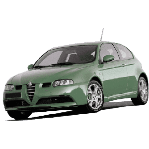 Alfa Romeo 147 2000-2010