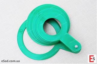 Пластиковый комплект для калибровки фруктов, 8 шт диаметр от 25 до 60 мм, фото 3