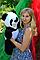 Плюшевая игрушка  Панда 65 см, фото 4