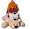 Плюшевый Мишка Умка 55 см медовый, фото 3