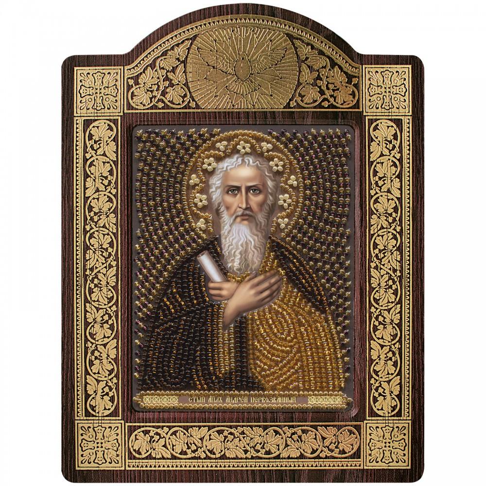 """Набір для вишивки ікон в рамці-кіоті """"Св. Апостол Андрій Первозванний"""""""