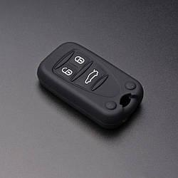 Силиконовый чехол для ключа  Alfa Romeo 4C Mito Giulietta Myth 159 GTO GTA 156 146 147 155