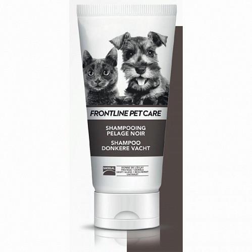 Шампунь Frontline Pet Care Merial Фронтлайн Пет Кеа Меріал для чорної вовни собак і кішок 200 мл