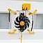Інкубатор автоматичний Теплуша Люкс ІБ-72 12/50 ТА(В) (Теновий з вологоміром + 12 вольт), фото 4