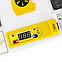 Інкубатор автоматичний Теплуша Люкс ІБ-72 12/50 ТА(В) (Теновий з вологоміром + 12 вольт), фото 5
