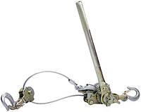 Лебедка ручная ЛР-15 (КВТ)
