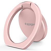 Кольцо-держатель для смартфона Spigen Style Ring POP, Rose Gold (000SR21957)