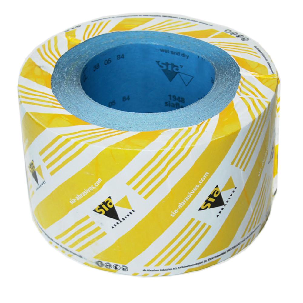 Наждачная бумага в рулоне SIAFLEX 115мм x 50м НА МЕТРАЖ Р400