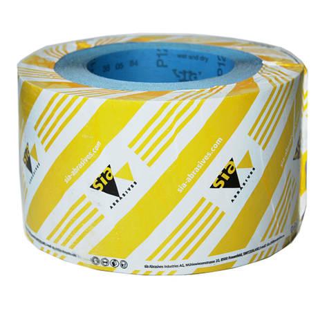 Наждачная бумага в рулоне SIAFLEX 115мм x 50м НА МЕТРАЖ Р400, фото 2