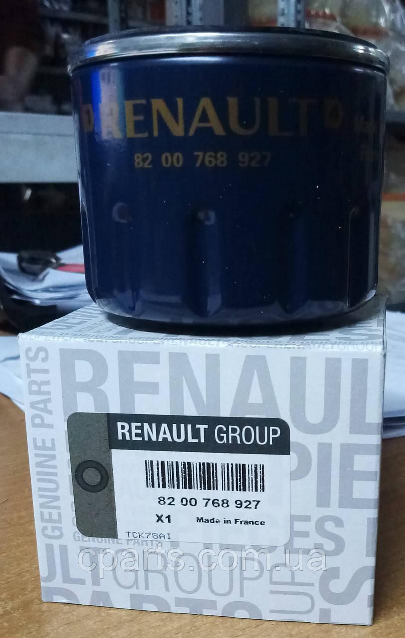 Масляный фильтр Renault Dokker до 2015 года 1.5 (оригинал)