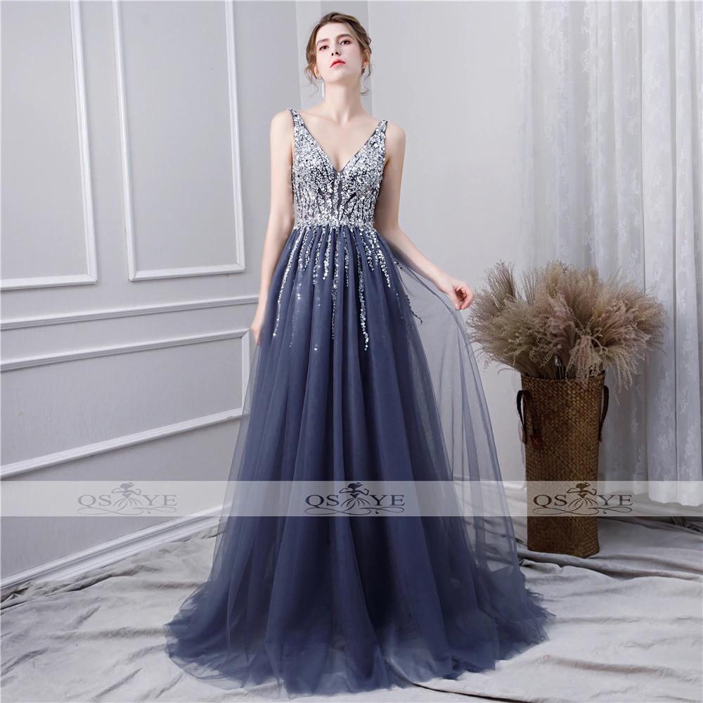 9a6a0311434 Восхитительное Вечернее платье с фатиновой юбкой и пайеткой.Красное выпускное  платье с пайеткой и вырезом