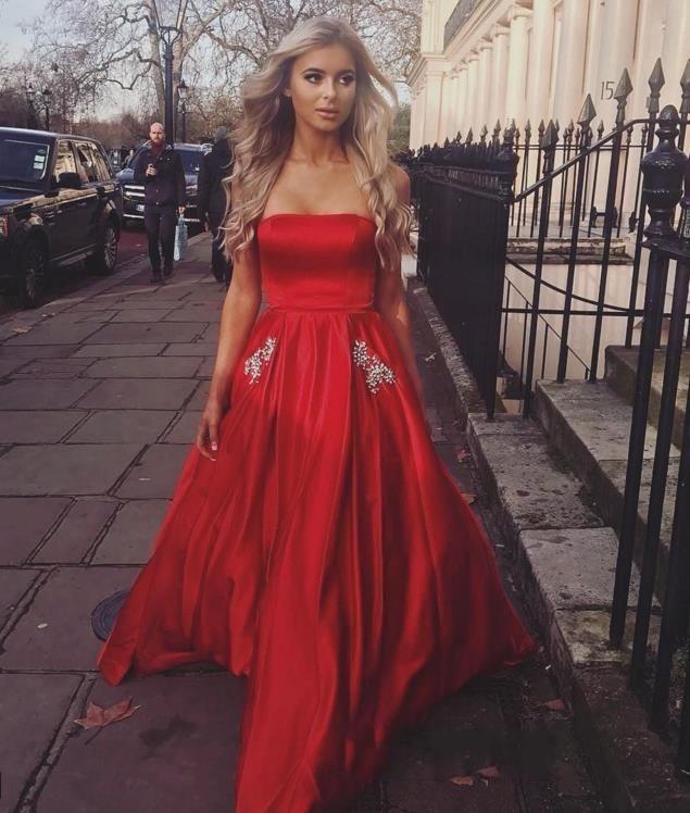 9aa2d968107 Атласное вечернее платье с карманами.Выпускное платье с карманами атлас -