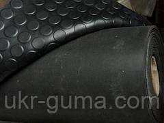 Автодоріжка гумова монетка, розмір 1,3 x 8,5 м