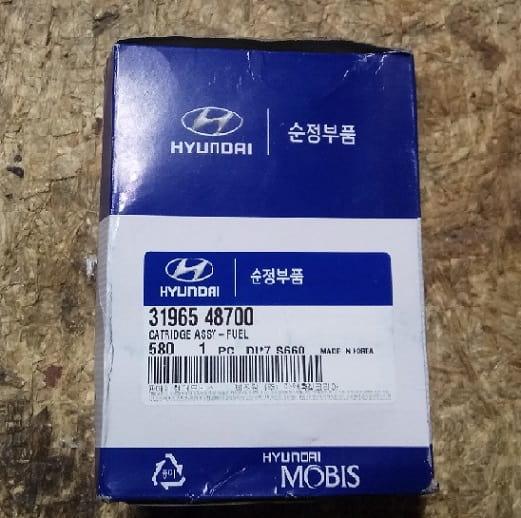 Фильтр топливный Евро-5 Hyundai EX8 (двиг. D4GA17=3.933L) 31965 48700