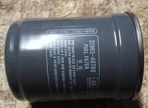 Фильтр топливный Евро-5 Hyundai EX8 (двиг. D4GA17=3.933L) 31965 48700, фото 3