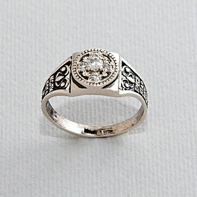 """Кільце - перстень """"Пресвята Богородиця"""""""